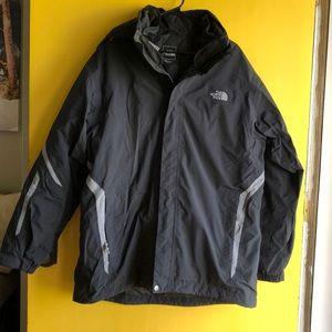North Face Ski Jacket XL